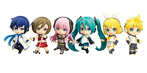 Character Vocal Series Minifiguras Nendoroid Petite 7...