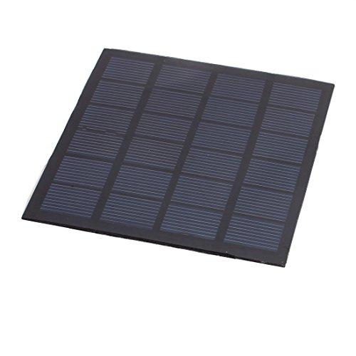 Células de Panel Solar policristalinas 110mm x 110mm 1,5 vatios 6 voltios