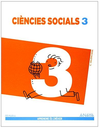Ciències socials 3. (Aprendre és créixer) - 9788467848946