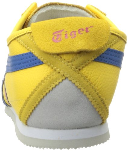 Onitsuka Tiger by Asics Mexico 66 Synthétique Baskets Yellow-Blue-Red