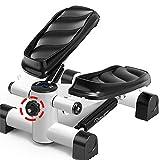 Mini-Hydraulik-Stepper, Fitness-Stepper mit Trainingsseil zum Trainieren von Bein, Arm, Taille und...