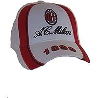 Amazon.it  AC Milan - Cappelli e berretti   Abbigliamento  Sport e ... 16e685fcdda4