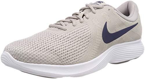 4d7dda09dc15e Nike Revolution 4 EU, Zapatillas de Running para Hombre, (Moon  Particle/Midnight Navy 201), 47 EU