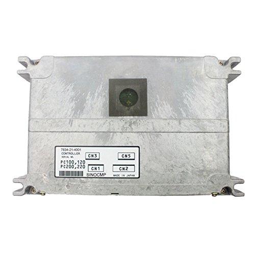 sinocmp Pumpe Controller Bagger Computer Control Panel 7834-21-4001Für Komatsu pc200lc-64d956D95Control Einheiten -