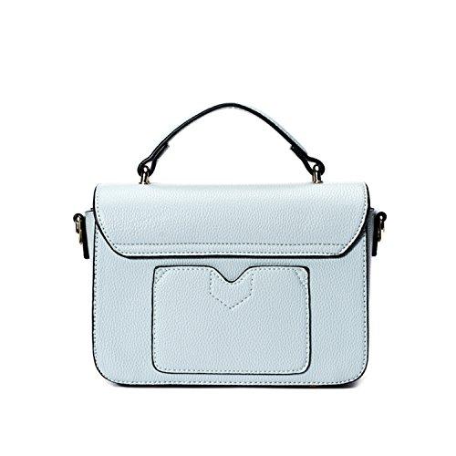 Miyoopark, Cartable pour Femme bleu/gris