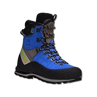 Arbortec Scafell Lite chainsaw boots (blue) (class 2) (40)