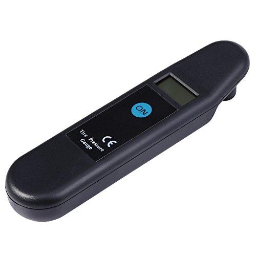 Demiawaking manometro pressione pneumatici, ruota auto pneumatico aria Misuratore di pressione digitale tester monitorring sistemi