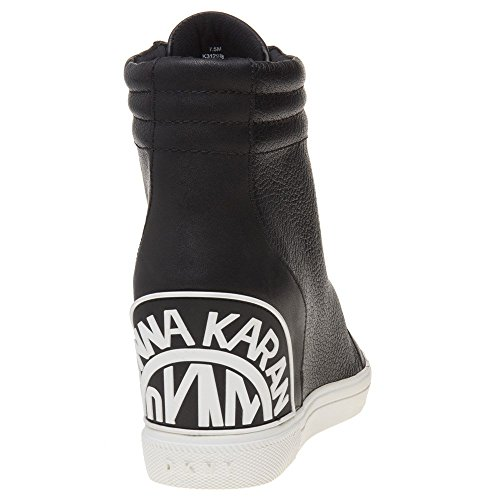 DKNY Connie Slip On Wedge Donna Sneaker Nero Nero