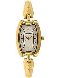 Sonata Elite Analog Watch For Women-8116YM01