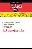 Précis de littérature française (Hors collection)