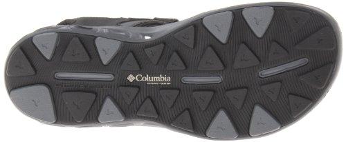 Columbia Techsun Vent, Sandales homme Noir (010)