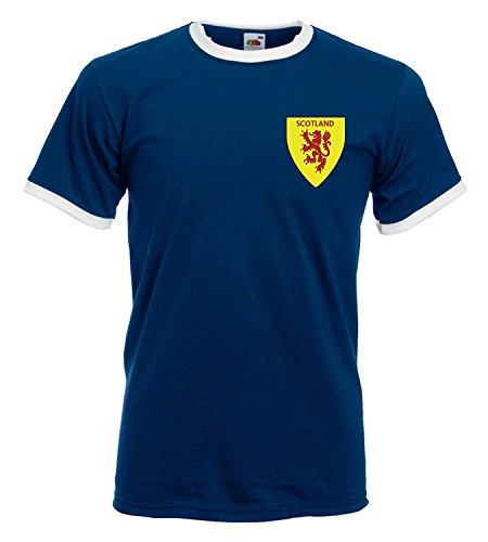Low Cost Retro Scotland Scottish 1978 World Cup Football Shirt