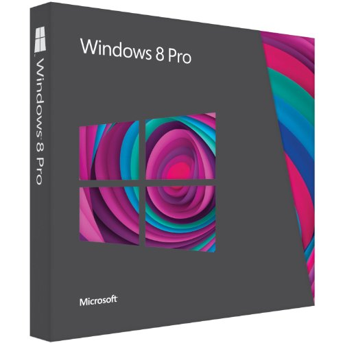 Windows 8 Pro Upgrade 32/64 Bit