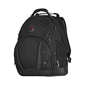 "41n2 OhbCNL. SS300  - Wenger/SwissGear Synergy maletines para portátil 40,6 cm (16"") Mochila Negro - Funda (Mochila, 40,6 cm (16""), Tirante para hombro, 1,7 kg, Negro)"