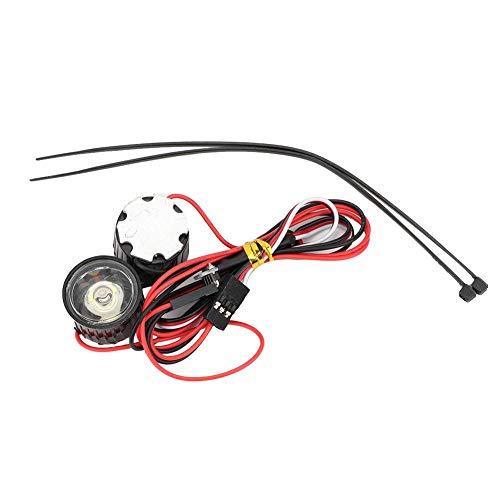 Woyisisi Rc led licht kit 3 watt universal DIY led licht fit für rc Modell Auto zubehör Upgrade Teil
