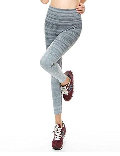 JYDress - Legging de sport - Femme Gris