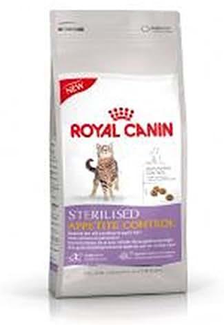 Royal Canin : Croquettes Fhn Chat Stérilisé : 1-7 Ans, 400g