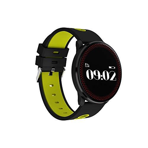 Yallylunn Smart Wrist Band Sleep Sports Fitness Activity Heart Rate Tracker Pedometer Wird Nicht Leicht Brechen Mode Wild Schmutzig Schweiß