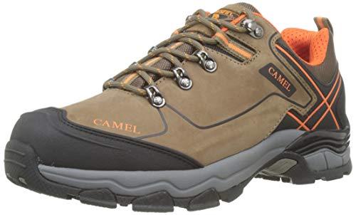 Camel Scarpe da Trekking Outdoor Trekking Low-Top Professionale Antiscivolo Outdoor Sneaker Walking Shoes Uomo
