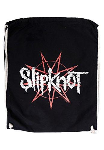 Slipknot - Star Logo Drawstring - Backpack-Onesize
