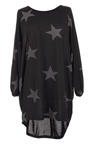 texture-online-ladies-womens-italian-lagenlook-quirky-batwing-long-sleeve-star-print-knit-hi-low-kaf