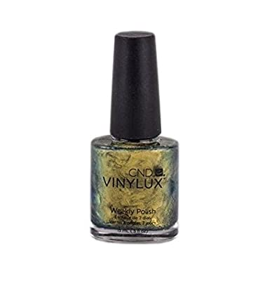 CND VINYLUX - Weekly Polish - Gilded Pleasure Col#115