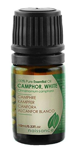 Naissance Alcanfor Blanco - Aceite Esencial 100% Puro - 10ml