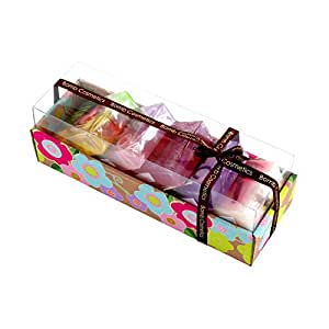 Bomb Cosmetics Soap Perfect Handmade Gift Pack [Contents May Vary]