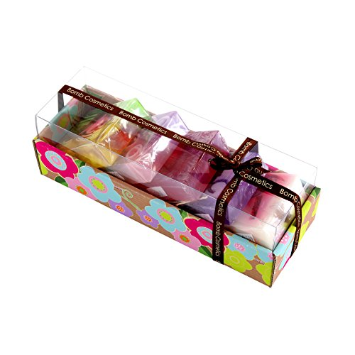 Bomb Cosmetics Sliced Soap Gift Set - Set of 5