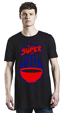 Super Bowl Long T-Shirt For Men| Custom -Printed Tee| 100%