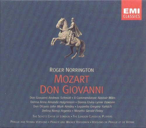 Don Giovanni Norrington [Import anglais]