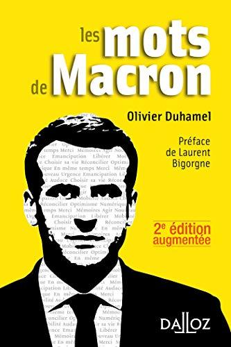 Les mots de Macron - 2e éd. (À savoir) (French Edition)