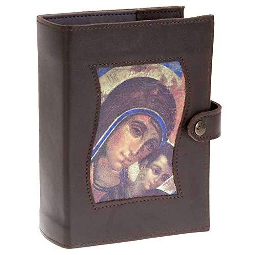 Holyart Bucheinband Neokatechumenat Madonna mit Kind, Bibel Heilige Paulus 4 Wahrheit und Leben