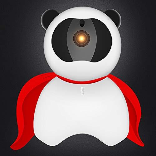 XZYP Panda Security Camera CaméRa Ip WiFi, 1080P