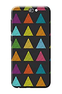 HTC One A9 Designer Cover Kanvas Cases Premium Quality 3D Printed Lightweight Slim Matte Finish Hard Back Case for HTC One A9