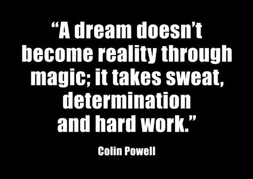 506–A4Motivationsarbeit Quotes–insperational Arbeit–Sprüche–Famous People–Motivation Arbeiten Zitate–Poster Druck Bild