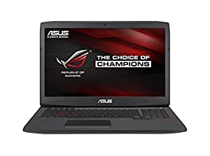 "Asus ROG G751JY-T7073H PC portable Gamer 17,3"" Aluminium Noir (Intel Core i7, 16 Go de RAM, Disque Dur 1 To + 128 Go de SSD, Carte NVIDIA GeForce GTX980M 4 Go, Windows 8.1)"