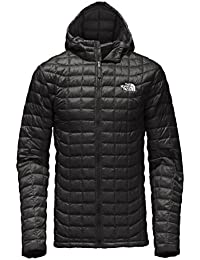 The North Face M Thermoball Hoodie - Chaqueta para hombre, color negro, talla XL