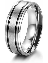 Jewelrywe Anillo, anillos de boda, anillos de compromiso, día de San Valentín regalos