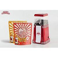 Máquina de Palomitas Corn Poppets Machine Promoción dos packs de maíz con sabor