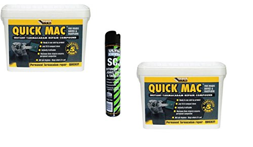2x-everbuild-25kg-quick-mac-instant-tarmacadam-repair-compound-tarmac-road-and-cold-joint-seal