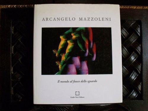 Arcangelo Mazzoleni il mondo al fuoco dello sguardo. Film, foto, video, disegni e tecniche miste su carta. Catalogo della mostra alla calcografia nazionale fatta nel 1994.