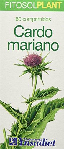 Fitosol Cardo Mariano - 80 Comprimidos