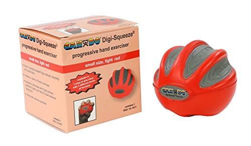 Handtrainer, Fingertrainer Digi-Squeeze®, rot (leicht)