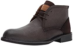 Steve Madden Mens Fresco Chukka Boot, Brown, 8. 5 US/US Size Conversion M US