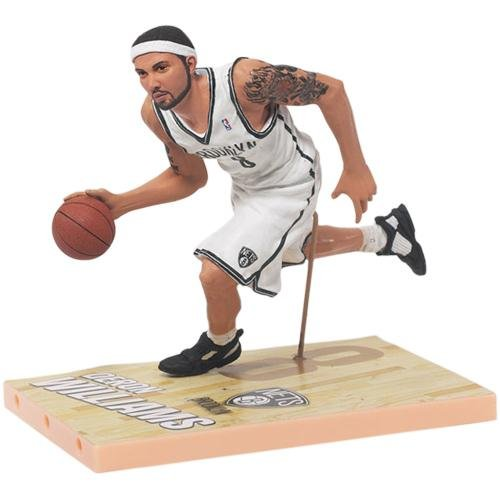 McFarlane NBA Figur Serie XXII (Deron Williams) Variante - Deron Williams, Basketball