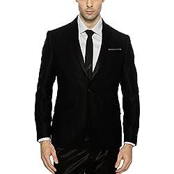 Van Heusen Men Slim Fit Blazer_VHBZ1C00958_ 46