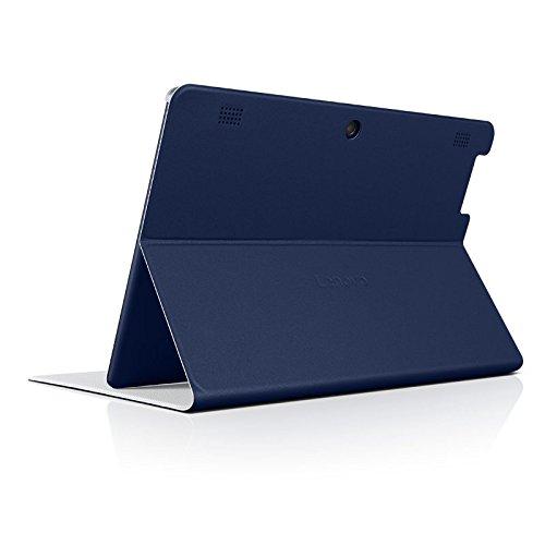 Original Lenovo Case für Lenovo Tab 2 A10-30F, Modell ZG38C00617, blau inkl. Displayfolie