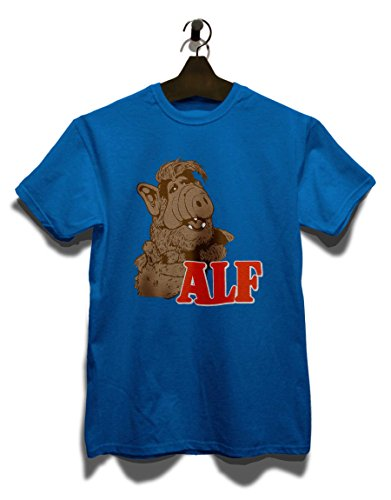 Alf T-Shirt royal-blue L