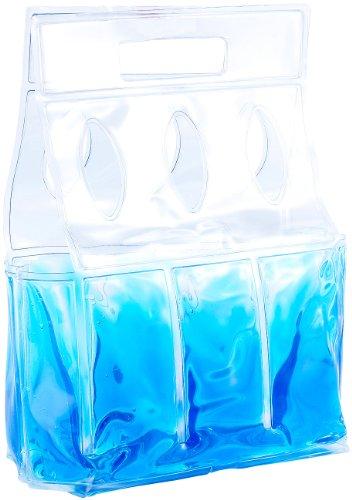 PEARL Getränke Tragetasche: Kühl-Tragetasche für 6 Flaschen oder Getränkedosen (Kühltasche für 6 Flaschen) (Getränkedose Hat)